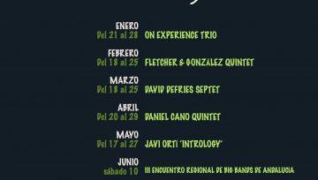 II Circuito de Asociaciones de Jazz de Andalucía, Andajazz