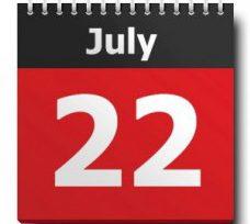 Comunicación Proceso selectivo Andajazz 2018: Sábado 22 de julio