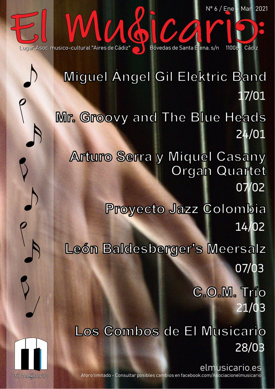 cartel musicario