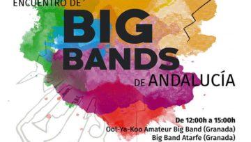 La asociación JazzPC celebra el IV Encuentro de Big Bands de Andalucía con la colaboración de Andajazz